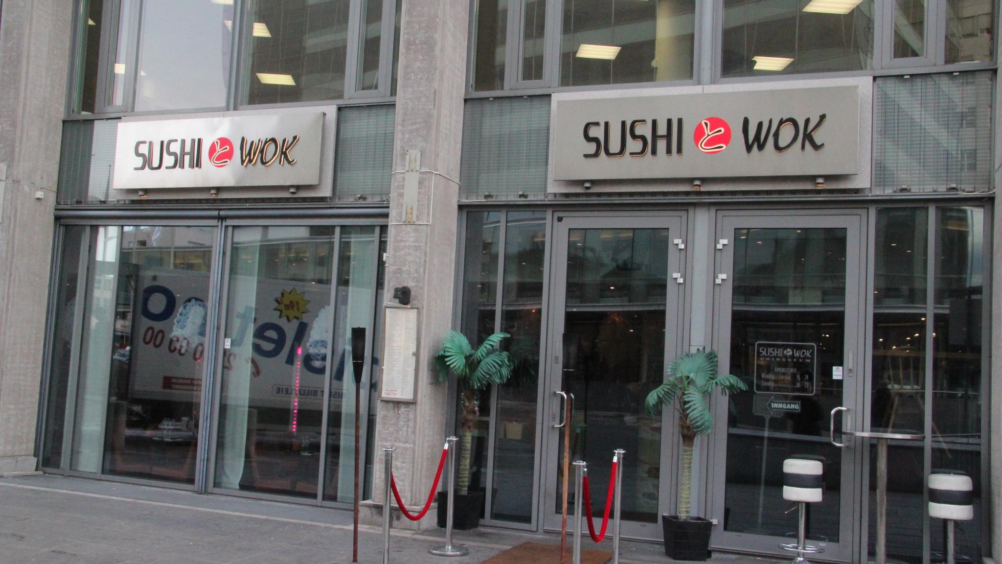 Sushi Amp Wok Majorstuen Restaurantguiden Fra Osloby