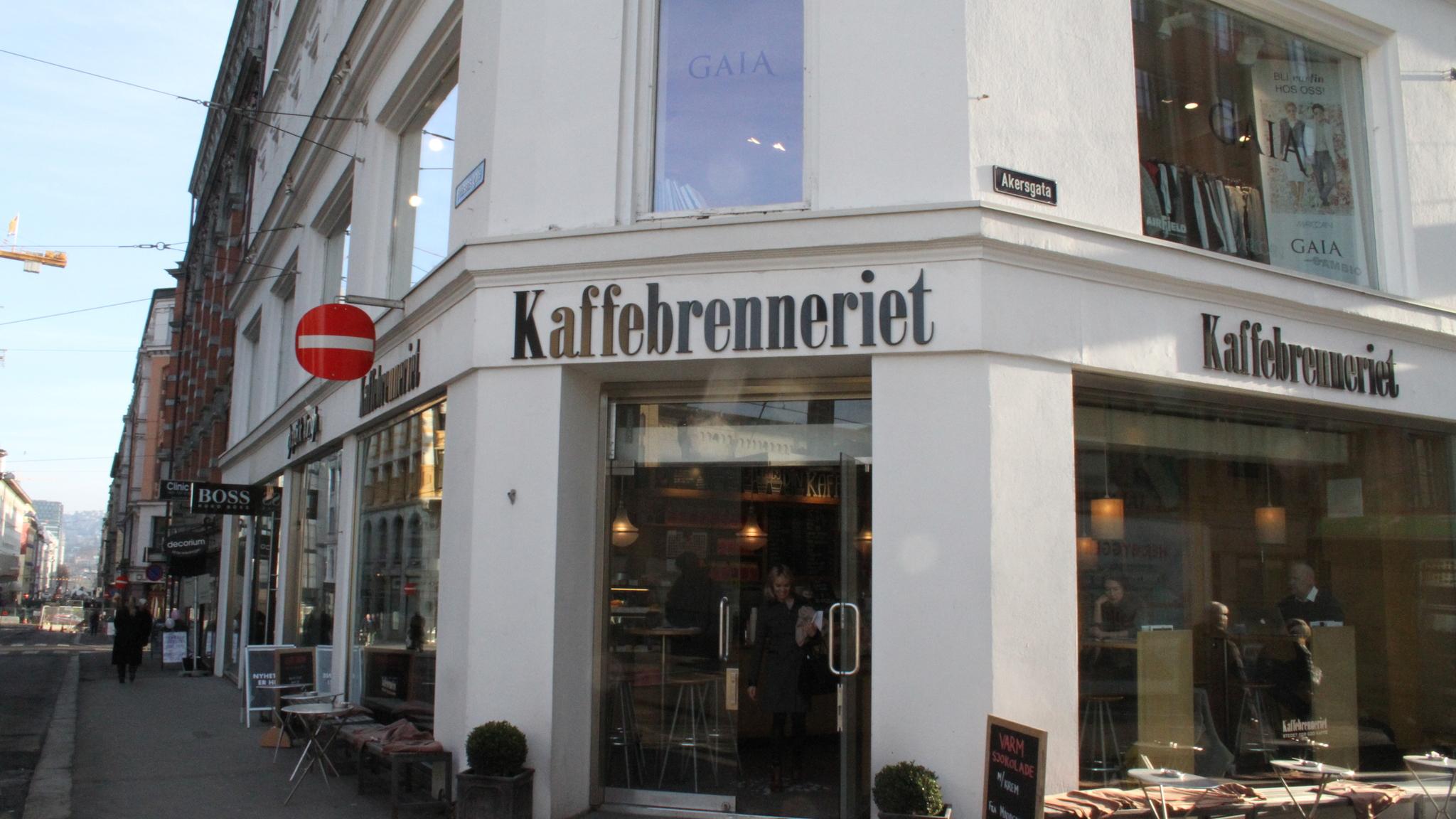 akersgata 16 kart Kaffebrenneriet, Kvadraturen — Restaurantguiden fra Osloby akersgata 16 kart